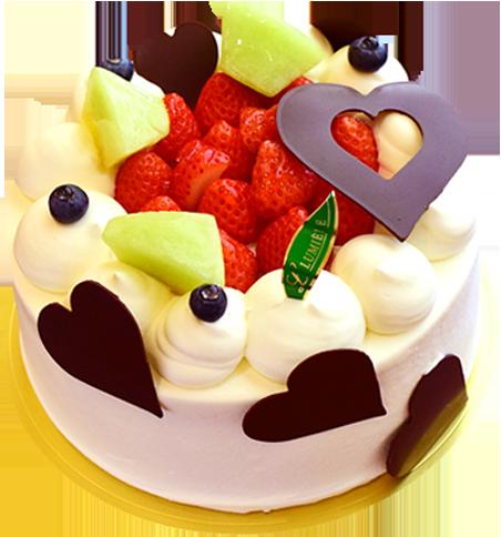 リュミエールデコレーションケーキ